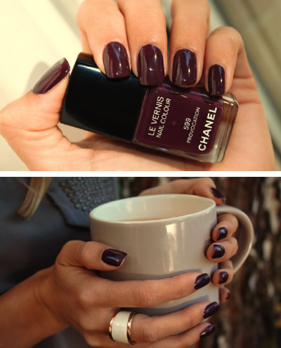 The 4 Best Colors For Winter Nails Luxus Spas